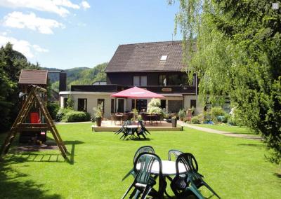 Bild Hotel-Pension Altes Forsthaus Harz Freizeitbereich