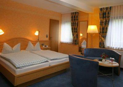 Bild Doppelzimmer Hotel Pension Altes Forsthaus Harz
