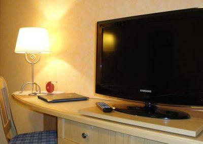 Bild Zimmer mit TV Hotel Pension Altes Forsthaus Harz