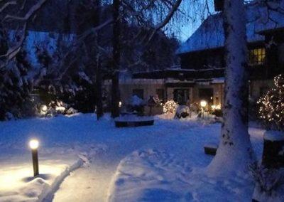 Bild Winterbild Hotel Pension Altes Forsthaus Harz